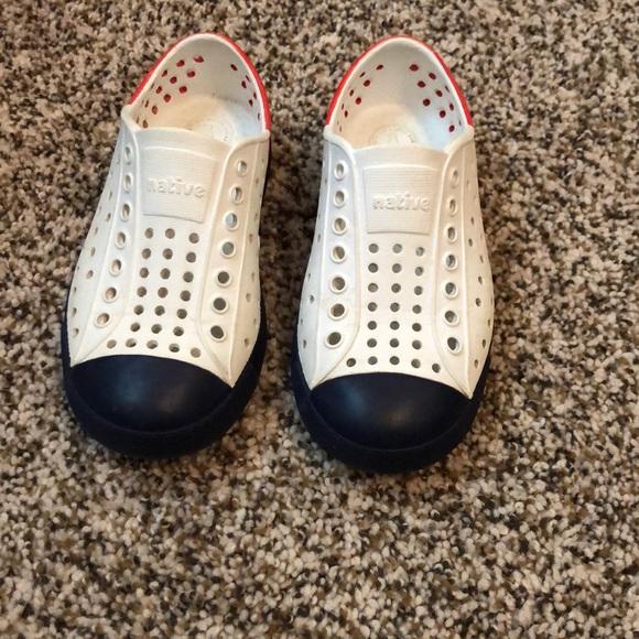 Native Other - Kids Native Jefferson shoes. Unisex